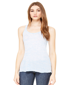 Bella+Canvas Women's 3.7 Ounce Flowy Racerback Tank