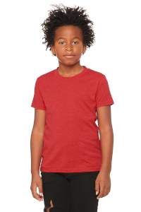 Bella+Canvas Youth 4.2 Ounce Jersey Short Sleeve T-Shirt
