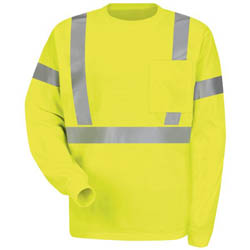 RedKap 5.6 Ounce Adult Long Sleeve Crew Workshirt