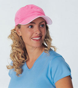 Yupoong Brushed Cotton Twill Unstructured Cap
