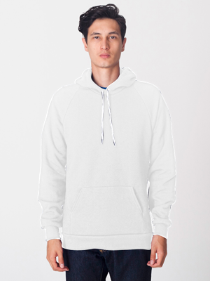 American Apparel Adult Classic Pullover Hoodie.