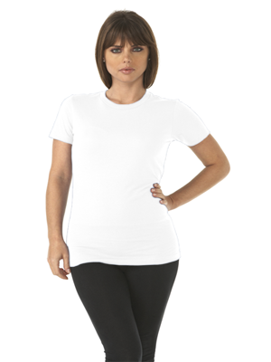 Next Level Ladies 4.3 Ounce Boyfriend Crewneck T-Shirt