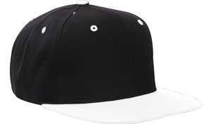 Yupoong 6-Panel Classic Snap-Back 2-Tone Cap