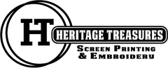 Heritage Treasures Embroidery & Screen Print